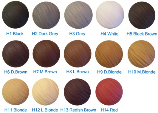 how to choose hair colour for complexion