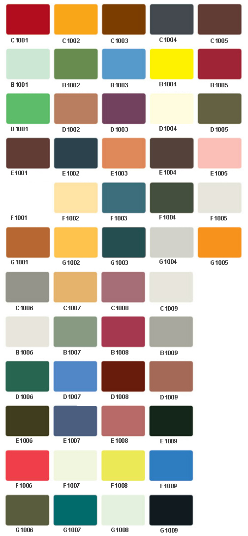Clothing Color