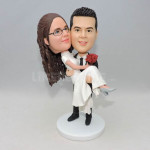 wedding bobblehead