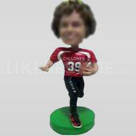 Rugby Bobble Head Doll Doll 4-11043