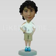 Custom Bobblehead for coach-11067
