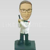 James Bond Bobble Head Doll