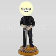 Engineer - Plumber Bobble Head Doll-11082