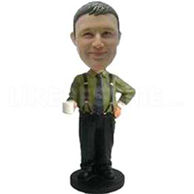 Cheap personalized gifts bobblehead -11221