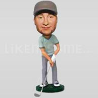 Customized bobble head doll-11285