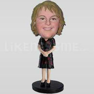 Personalized custom MOM bobbleheads