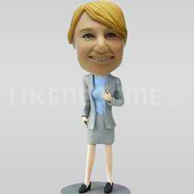 Custom Bobblehead Skirt Suite w53-11358