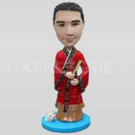 Personalized bobble head-10015