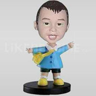 Custom Bobblehead Child School-11625