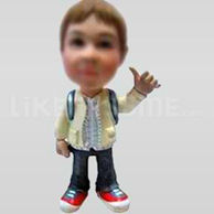 Custom Bobbleheads Kids B29-11648
