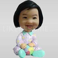 Bobble Head Doll Little Baby-11655