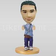 Custom made bobbleheads-10166