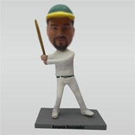 Custom baseball bobblehead
