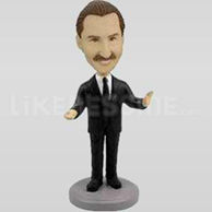 Politician Public Speaker Bobblehead-11920