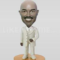 Personalised bobble head doll-10197