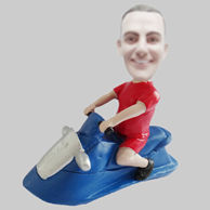 Custom Jet skis bobbleheads