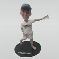 Custom baseball bobblehead dolls