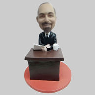 Custom CEO bobbleheads