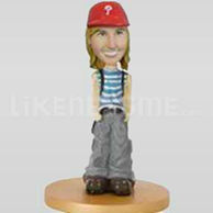 Luck bobble head-10259