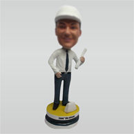 Custom Engineer bobbleheads