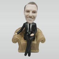 Personalized custom CEO bobbleheads