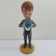 Personalized custom bobbleheads of look at me