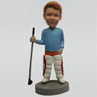 Custom Hockey bobble head