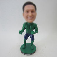 Personalized custom hero bobbleheads