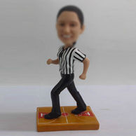 Personalized custom Basketball coach bobbleheads