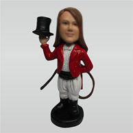 Custom Magician bobble heads