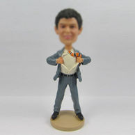 Personalized custom look at me bobbleheads