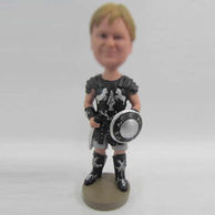 Personalized custom Knight bobbleheads