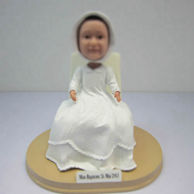 Personalized custom cute baby bobbleheads