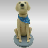 Personalized custom Pet Dog bobbleheads