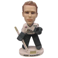 Personalized everett silvertips ice hockey player bobbleheads