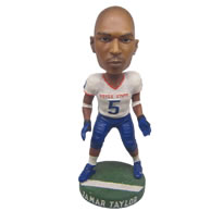 Personalized boise state football college team bobbleheads
