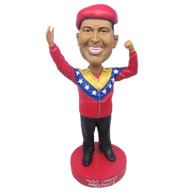 Personalized custom president style bobbleheads