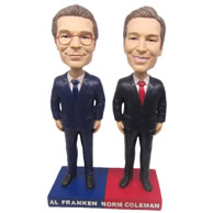 Personalized custom colleagues friends bobbleheads