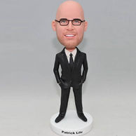 Personalized bobbleheads gifts for groomsmen