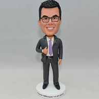 Custon bobbleheads gifts for boss