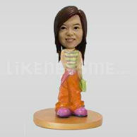 Woman bobbleheads-10323
