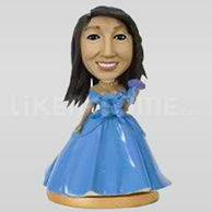 Bobble heads dress-10335