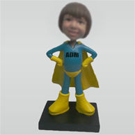 Custom super boy bobbleheads