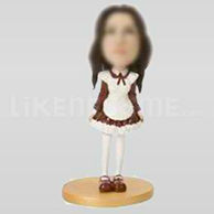 Bobble head dress-10380
