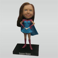 Custom super hero bobblehead dolls