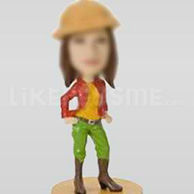 Customize figure bobblehead -10395