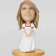 Custom Female Bobbleheads-10400