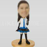 Bobble head craft-10411