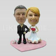 Couple Bobblehead doll-10476