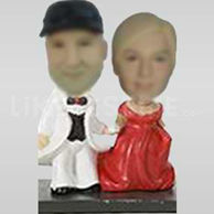Wedding bobblehead-10493